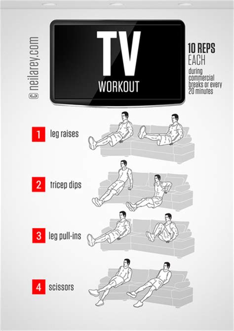 workout couch get fit while watching tv huffpost