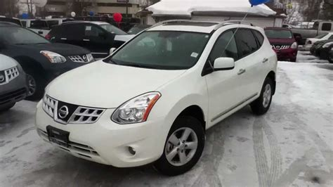 2013 nissan rogue special edition features sonya s 2013 nissan rogue special edition
