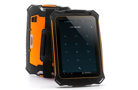rugged android tablet strike rugged 7 inch android tablet 3g 1 6ghz cpu ip67 waterproof shockproof