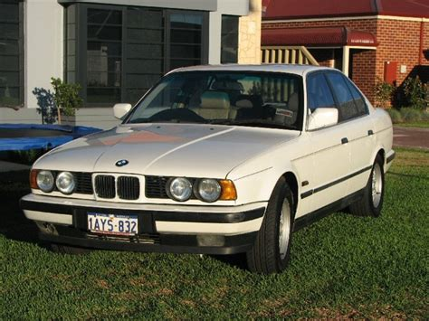 bmw 528i 1990 1990 bmw 5 series pictures cargurus