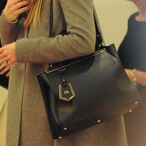 Name That Purse Biel by Biel Black Fendi 2jours Tote Luxury Bag