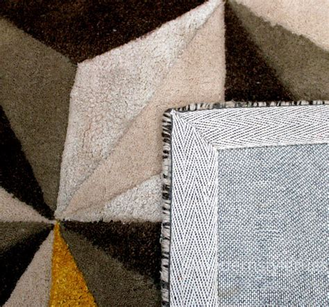 quality wool rugs quality thick 100 modern wool rugs design with beige teal black silver ebay