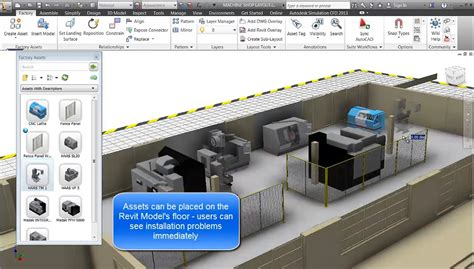 factory layout design autocad synching autocad and inventor with factory design suite