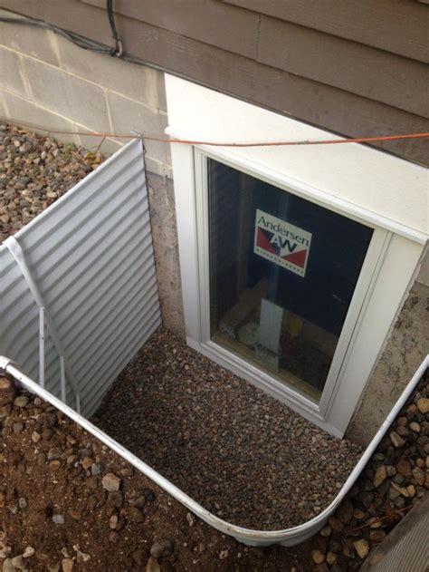 basement waterproofing egress window and basements on