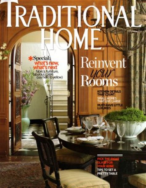 traditional house magazine traditional home magazine september 2011 back issue