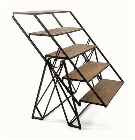 table converts to shelf convertible shelf table from dot bo homeli