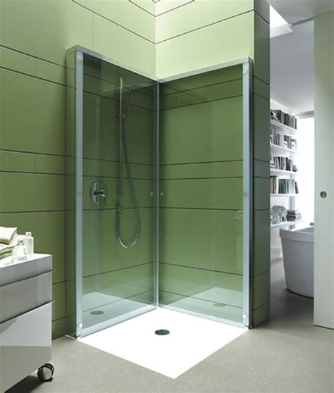 shower designs for small spaces flat folding shower frees up space in compact bathrooms