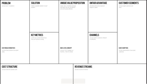 business plan template for app development the 20 minute 1 page business plan for app development startups