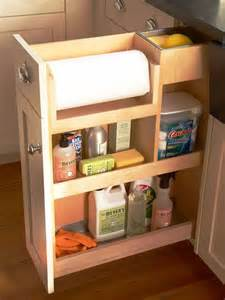 Kitchen Cabinet Supplies Small Kitchen Solutions 9 Clever Kitchen Cabinet Ideas