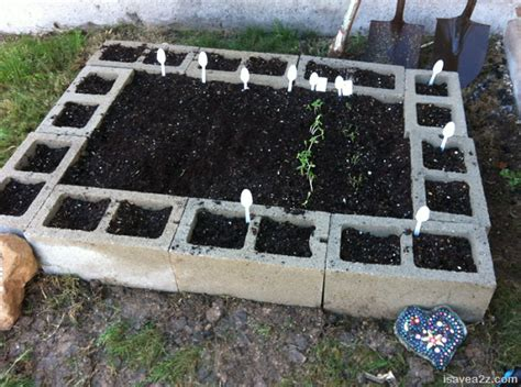 Cinder Block Raised Bed by Diy Projects 15 Ideas For Using Cinder Blocks Survival
