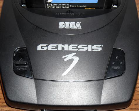 sega genesis problems sega genesis model 3 by majesco