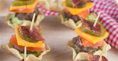 tostitos scoops appetizers recipes