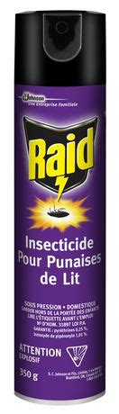 can raid kill bed bugs raid 174 bed bug killer walmart canada