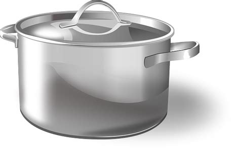 Panci Cook free to use domain cooking pot clip