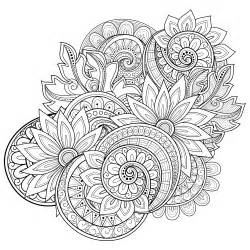free printable coloring pages for adults advanced flowers flowers advanced coloring pages 17 kidspressmagazine