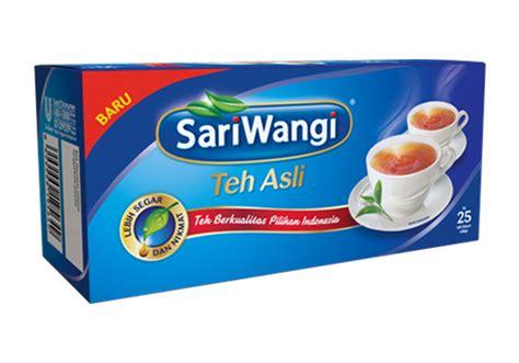 Sariwangi Teh Hitam 25 The Celup teh terbaik asli indonesia sariwangi