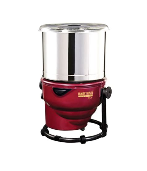 Amirthaa Tlt Table Top Wet Grinder Price In India Buy Table Top Grinder