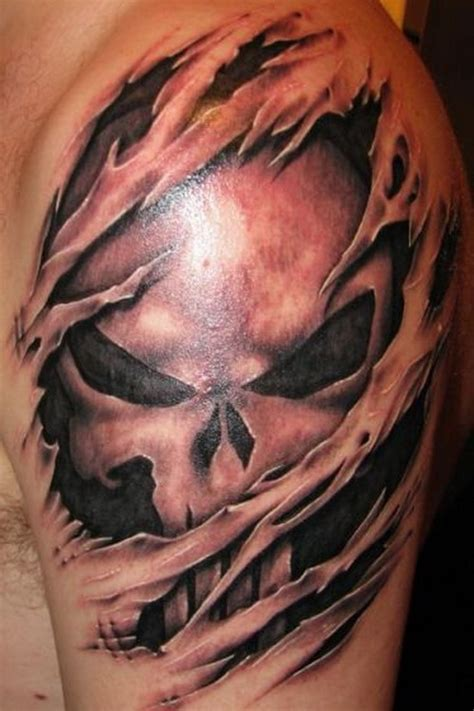 skull half sleeve tattoos for men skull sleeve ideas for flower tattoos