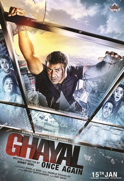 deol shares the teaser of ghayal once again trailer deol fights for justice
