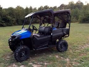 Honda Pioneer 700 4 Accessories 2016 Honda Pioneer 700 4 Review Accessories Top Speed