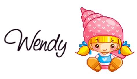 imagenes de happy birthday wendy wendy free animation animated gif