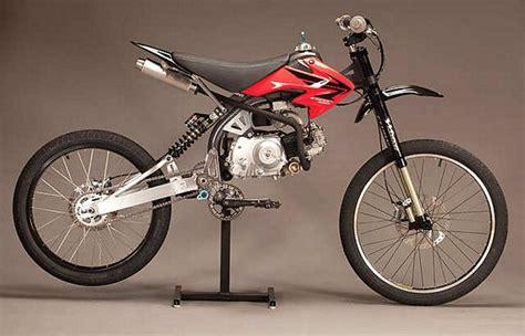 Motoped Kit Helps You Build A Motorized Mountain Bike