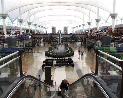 denver international airport airport in denver thousand wonders