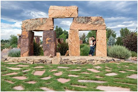 rock garden fort collins fort collins engagement photos