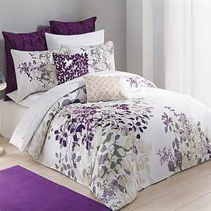 Purple Duvet Cover Kas 174 Winchester Duvet Cover In Purple Bed Bath Beyond