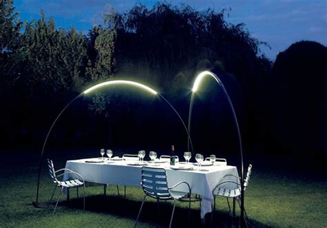 Cool Outdoor Lighting Halley For Vibia Lights Your Garden With These L