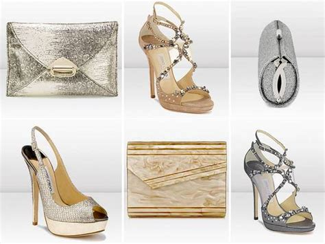 Beckham Carries Jimmy Choos Day Clutch by Chic Bridal Heels And Wedding Day Clutches By Jimmy Choo