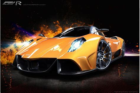 super concepts amv r supercar concept