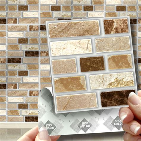 self adhesive wall tiles for bathroom 18 peel stick go stone tablet self adhesive wall tiles