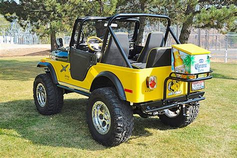 custom convertible jeep cars auction and world on pinterest