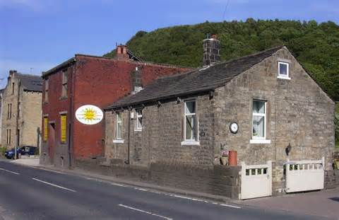 Hebden Bridge Cottage by Quot Sandbed Cottage Quot Sandbed Hebden 169 Robert Wade Cc By