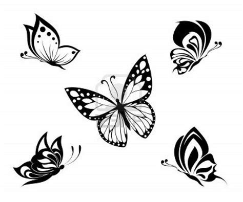 black and white butterfly tattoo designs black butterfly tattoos designs black butterfly tattoos
