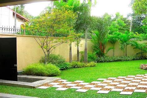 landscaping  small gardens  sri lanka garden design