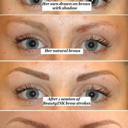 tattoo eyebrows recovery eyebrow tattoo before and after healing www pixshark com