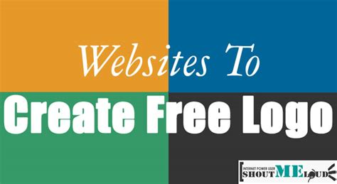create company logo free 7 awesome websites to create free logo for your business