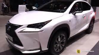 Lexus Is 300 Interior 2015 Lexus Nx300h F Sport Exterior And Interior