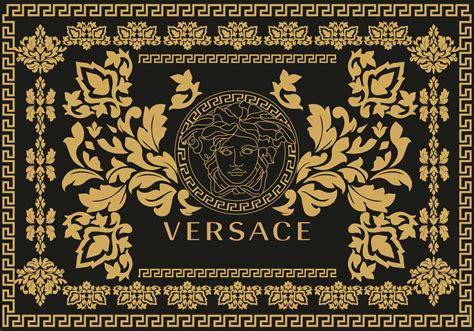 versace background versace background vector free vector