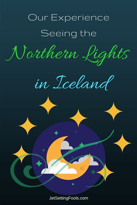 seeing lights in seeing the northern lights in iceland our experience