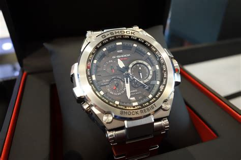 G Shock New For casio s handsome new g shock for undersea