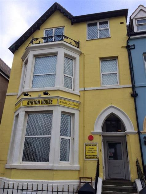 blackpool appartments best apartment in blackpool review of ayrton house
