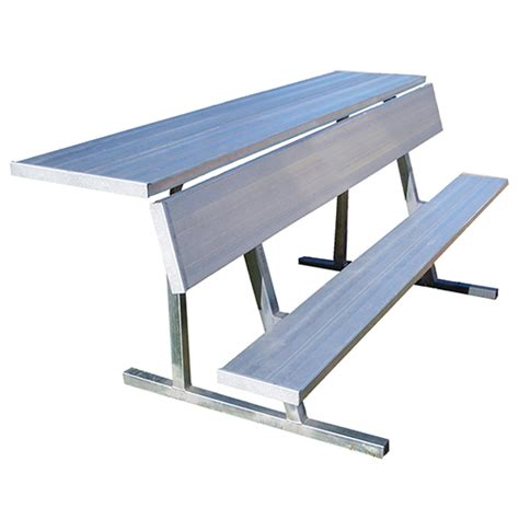 players bench with shelf jaypro sports equipment