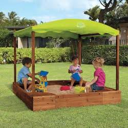 Backyard Sandbox Ideas Shaded Sandbox Backyard