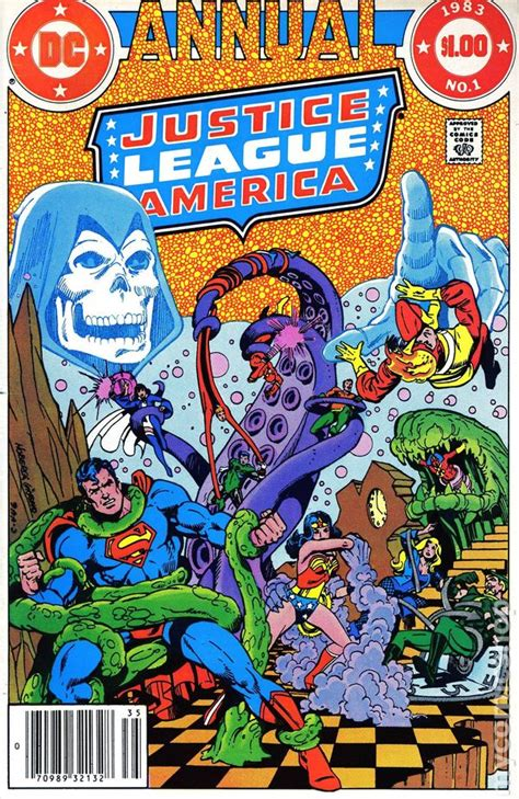 justice league the of the books justice league of america 1960 1st series annual comic books