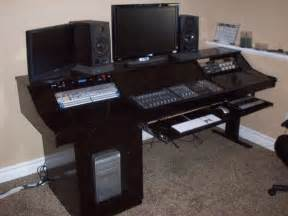 home recording studio desk design my diy trend home homestudioguy diy build plans recording studio furniture