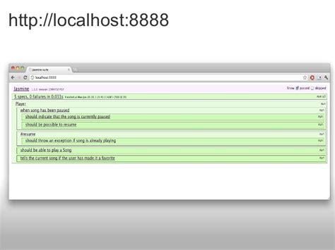 jasmine tutorial javascript testing jquery add classname phpsourcecode net
