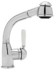 rohl r7903 country side lever pullout kitchen faucet rohl r7903lm country side lever pull out kitchen faucet
